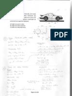 1ª Lista de Exercícios - Dinâmica dos Sólidos (Respondida)