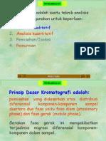 cromatografy