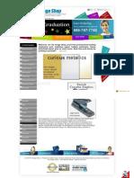 Online Theme Letterhead Paper