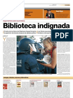Biblioteca Indignada