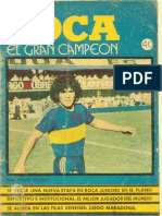 Historia de Boca El Gran Campeon 40