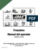 Haas Fresadora