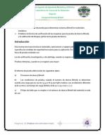 Reporte Ensayo Dureza Brinell