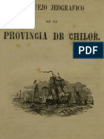 Bosquejo jeográfico de la Provincia de Chiloé