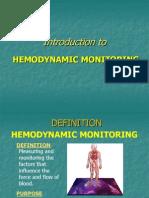 advancedhemodynamics-130109144314-phpapp01