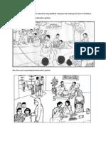 Gambar Dibawah Adalah Aktiviti Sukaneka Yang Diadakan Sempena Hari Keluarga Di Tama Sri Budiman