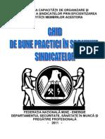 Ghid de Bune Practici in Sprijinul Sindicatelor