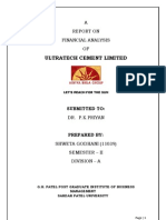 Ultratech Cement Annual Report 2012 Pdf Download