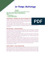 Impeller Pompa Multistage
