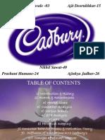 Cadbury's Simsr