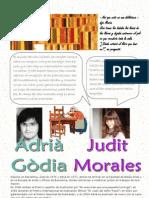 Judit Morales y Adrià Godià