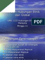Konflik Etnik Di Malaysia Dan Global