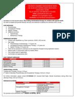 Spastic Johor Rehab Services Advertisement