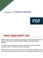 Presentation - Pdms Draft Generation