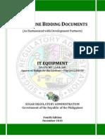 PBD IT Equipments