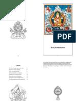 Meditation Booklett