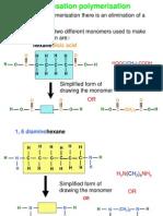 condensation polymerisation.ppt