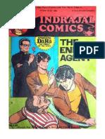 Indrajaal Comics - Vol25-43 - The Enemy Agent - DARA