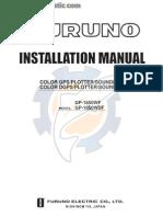 GP1850WF GP1850WDF Installation Manual Va1