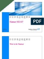 20111027 Namur NE107 Endress Schollaardt