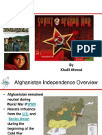 The Soviet Afghan War 1