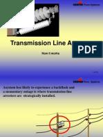 Transmission Line Arresters
