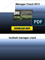 Football Manager Crack