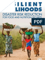 Disaster Risk Reduction (DRR) for Food and Nutrition Security