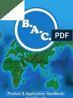 BAC Product and Application Handbook