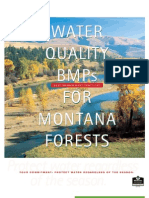 Montana Forestry Best Management Practices