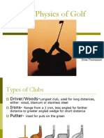 The_Physics_of_Golf.ppt