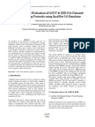 The Performance Evaluation of AODV & DSR (On-Demand- Driven) Routing Protocols using QualNet 5.0 Simulator
