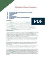 Introducción al diagnóstico diferencial sindrómico