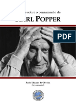 Ensaios Sobre o Pensamento de Karl Popper