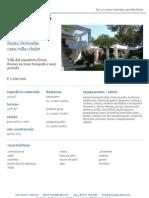 Villa de Diseño en Venta en Santa Gertrudis Ibiza