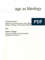 Kress & Hodge_Language & Ideology_Cap 2_Transformations and Truth_p_15-37