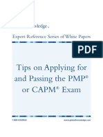 PMP ExamTips