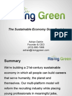 Rising Green Pitch Deck
