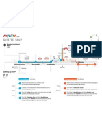 Myntra Route Map