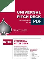 Universal Pitch Deck