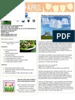 April 2013 Newsletter (1)