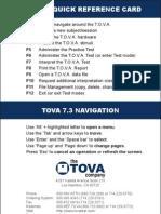 TOVA 7.3 Quick Reference Guide 410[1]
