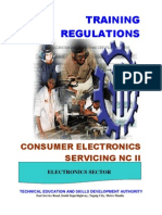 Consumer Electronics Servicing NC II