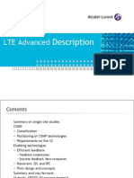 LTE Advanced Description