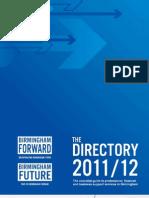 Birmingham Forward Directory 2011/12