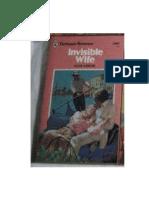 Jane Arbor - Invisible Wife