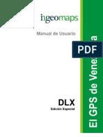 Manual GPS DLX Edicion Especial