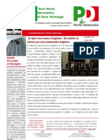 Sara News - La Newsletter di Sara Valmaggi - n.28