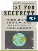 The Quest for Security, edited by Joseph Stiglit and Mary Kaldor