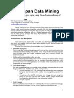 Penerapan Data Mining